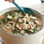 Chicken and White Bean Stew Recipe