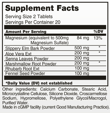 PM-Cleanse-Supplement-Facts